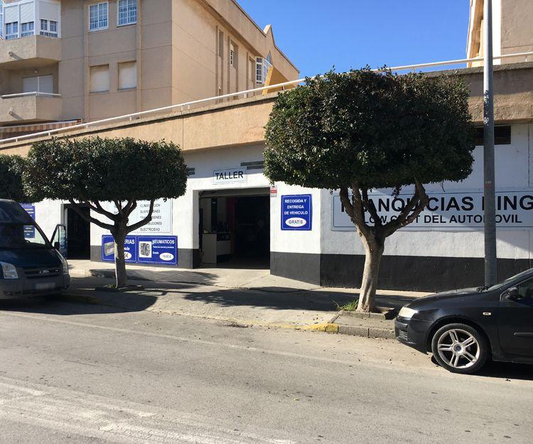 Taller mecánico en Puerto Real