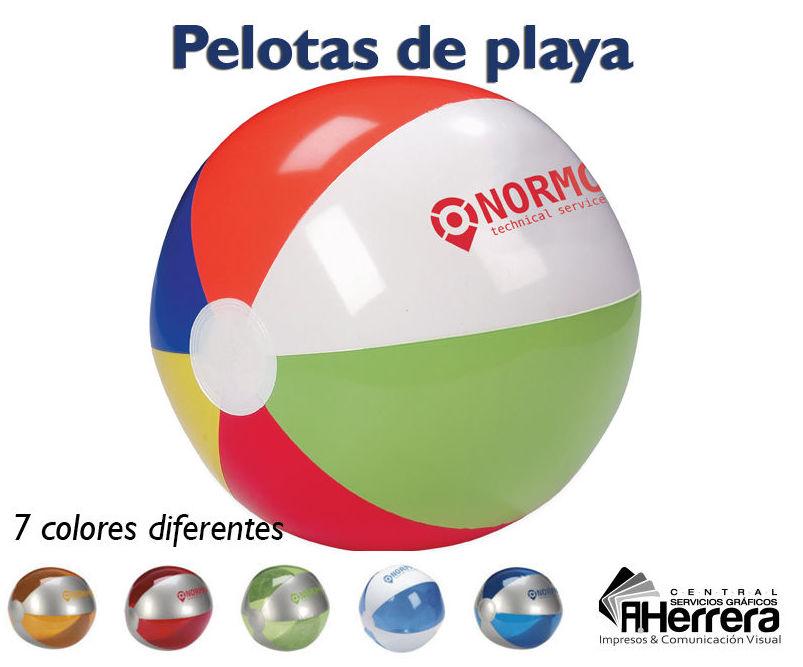 ¡Duplica la visibilidad de tu negocio esta temporada con las pelotas de playa hinchables!