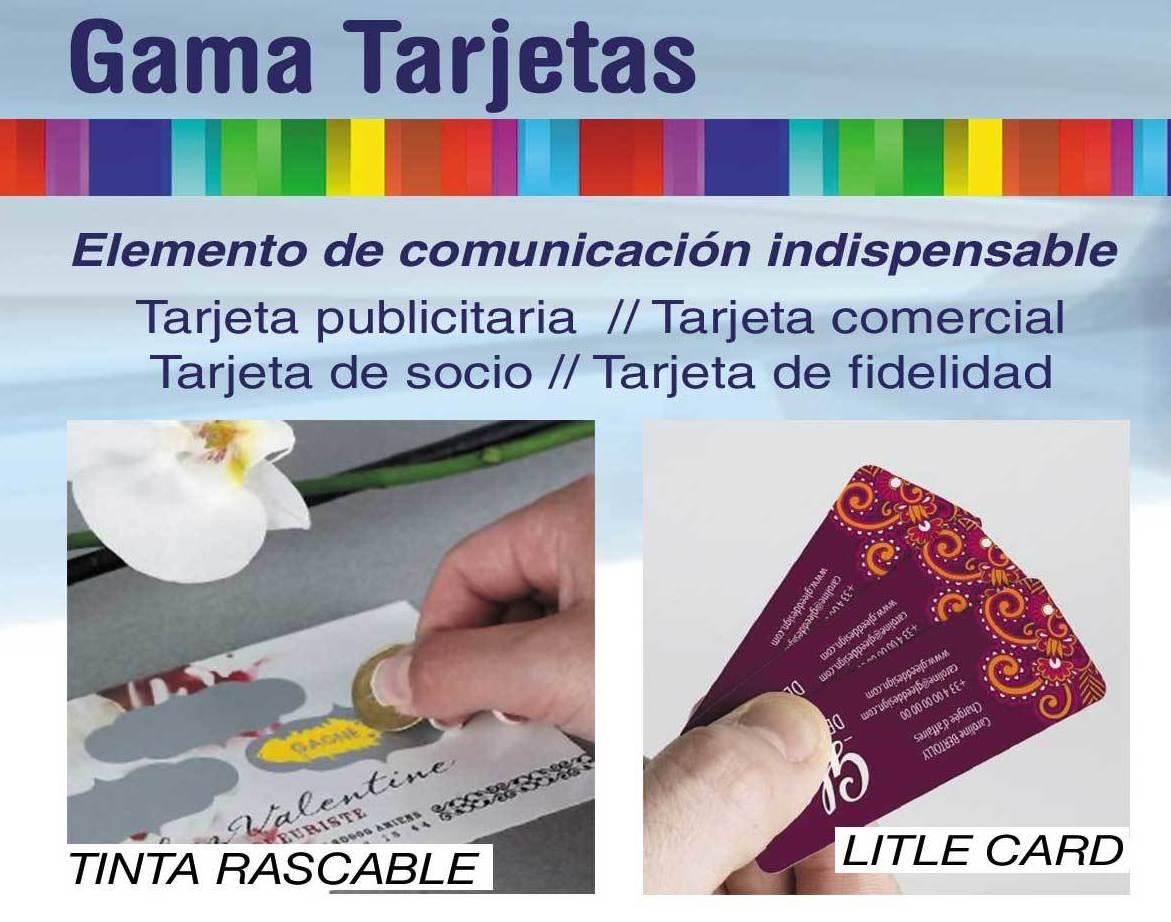 Tarjetas de visita para tu empresa o local en Sevilla