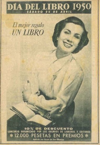 DÍA DEL LIBRO 1950
