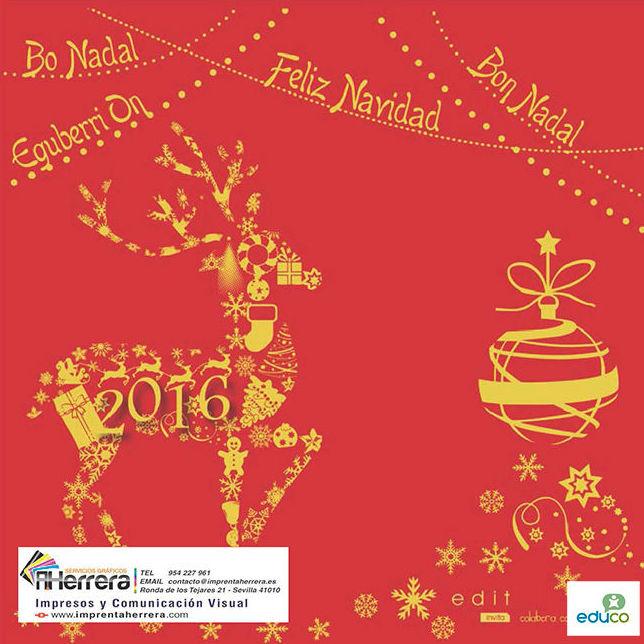 Catalogo Christmas solidarios 2015
