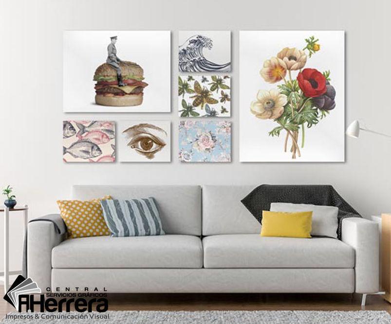 Tus diseños y fotos en material rígido Forex