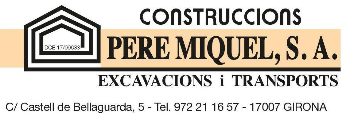 Foto 2 de Construcción en Girona | CONSTRUCCIONS PERE MIQUEL, S.A.