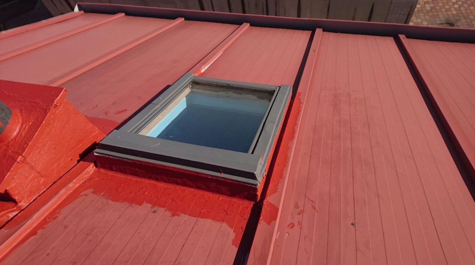 Impermeabilización de cubiertas metálicas en Asturias