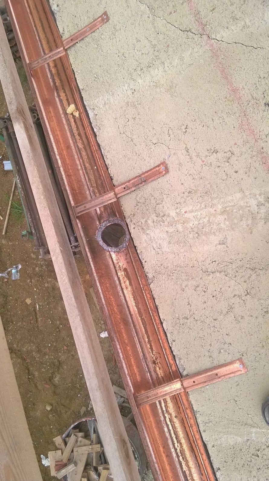 Instalación de canalones en Asturias