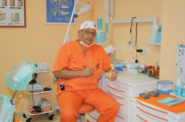 Gabinete de operaciones de cirugía oral o bucal en Madrid