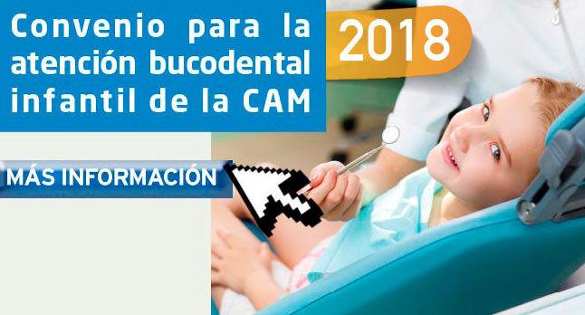 Convenio bucodental 2018 Comunidad de Madrid