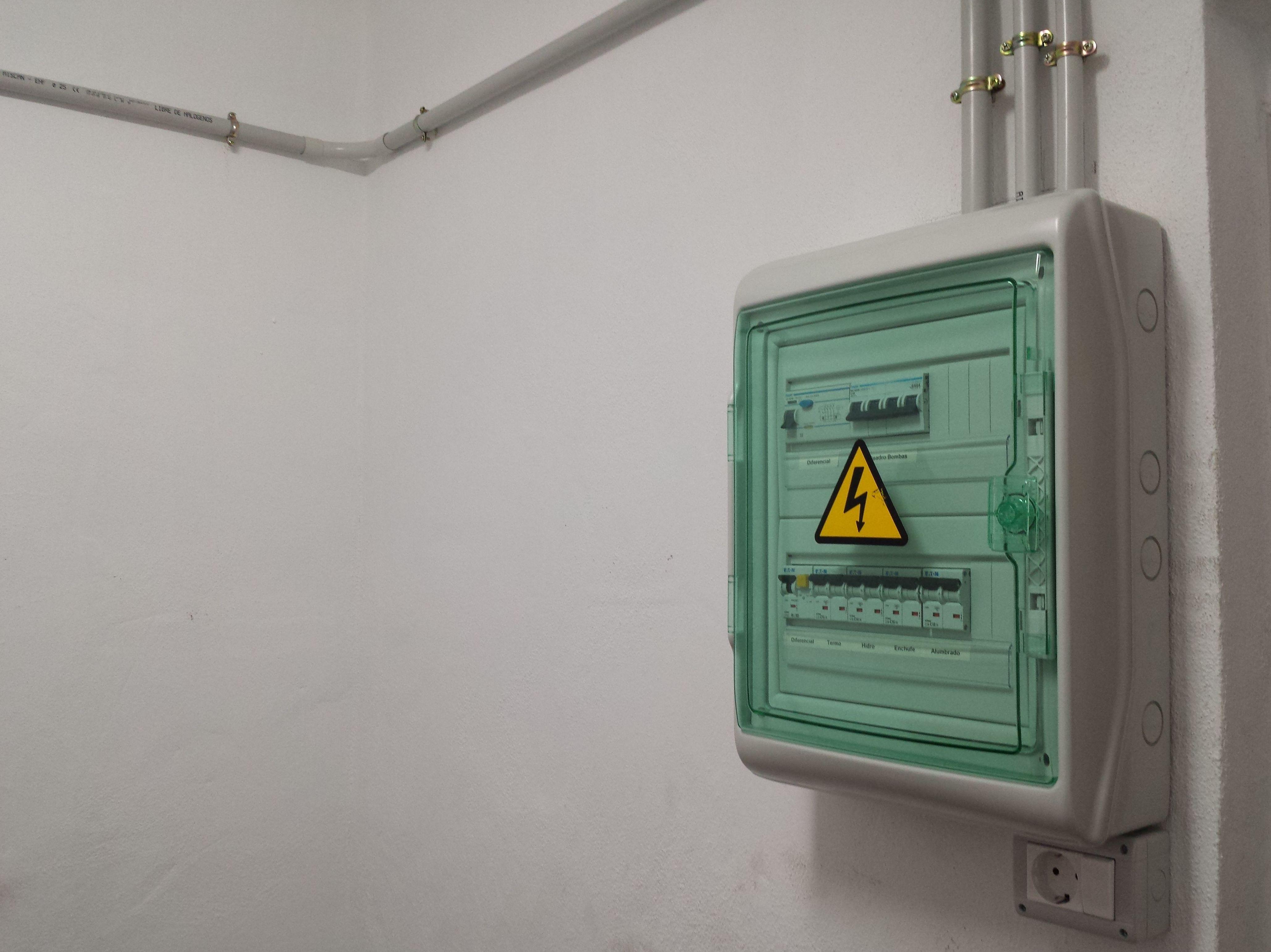 Foto 9 de Electricidad en El Burrero | Electrosato