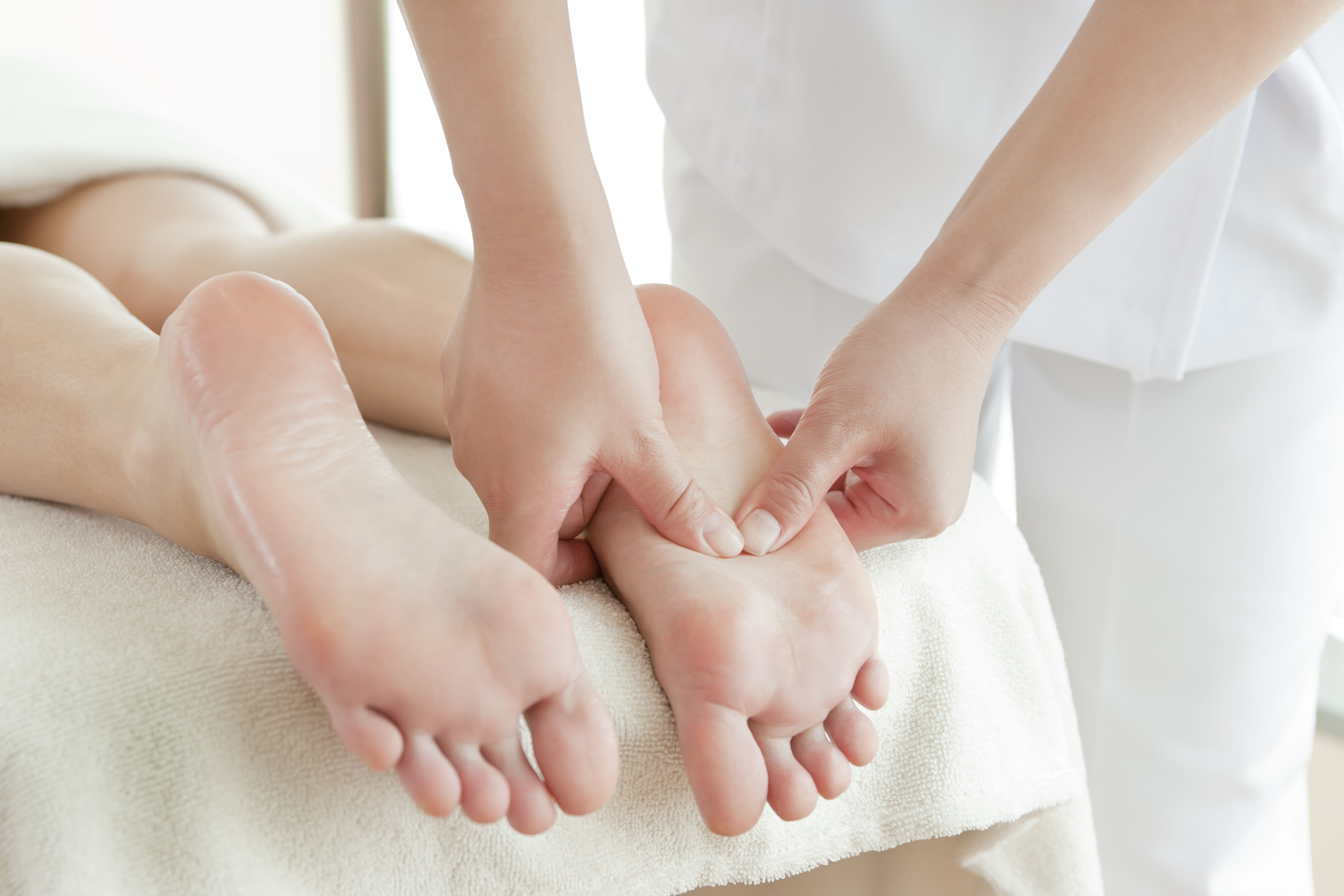 Reflexología podal: Tratamientos de Kieromasaje