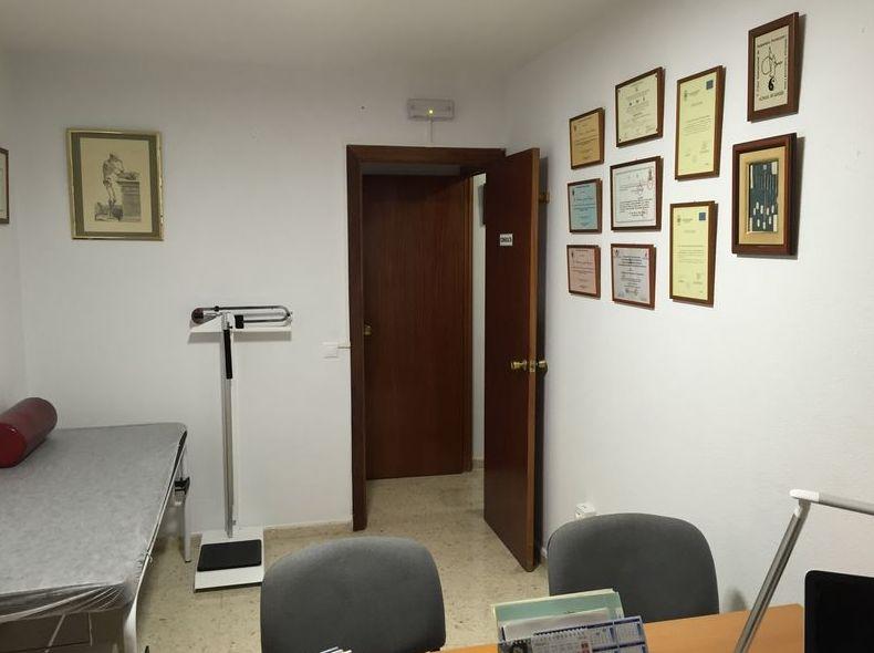 Interior de nuestra consulta