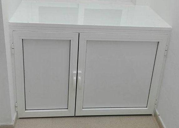 Armarios de aluminio: Productos de Curvas y Aluminios González