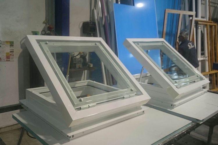 Fabricación de ventanas de aluminio