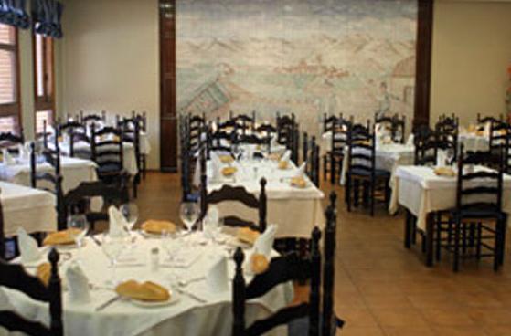 Restaurante tradicional.