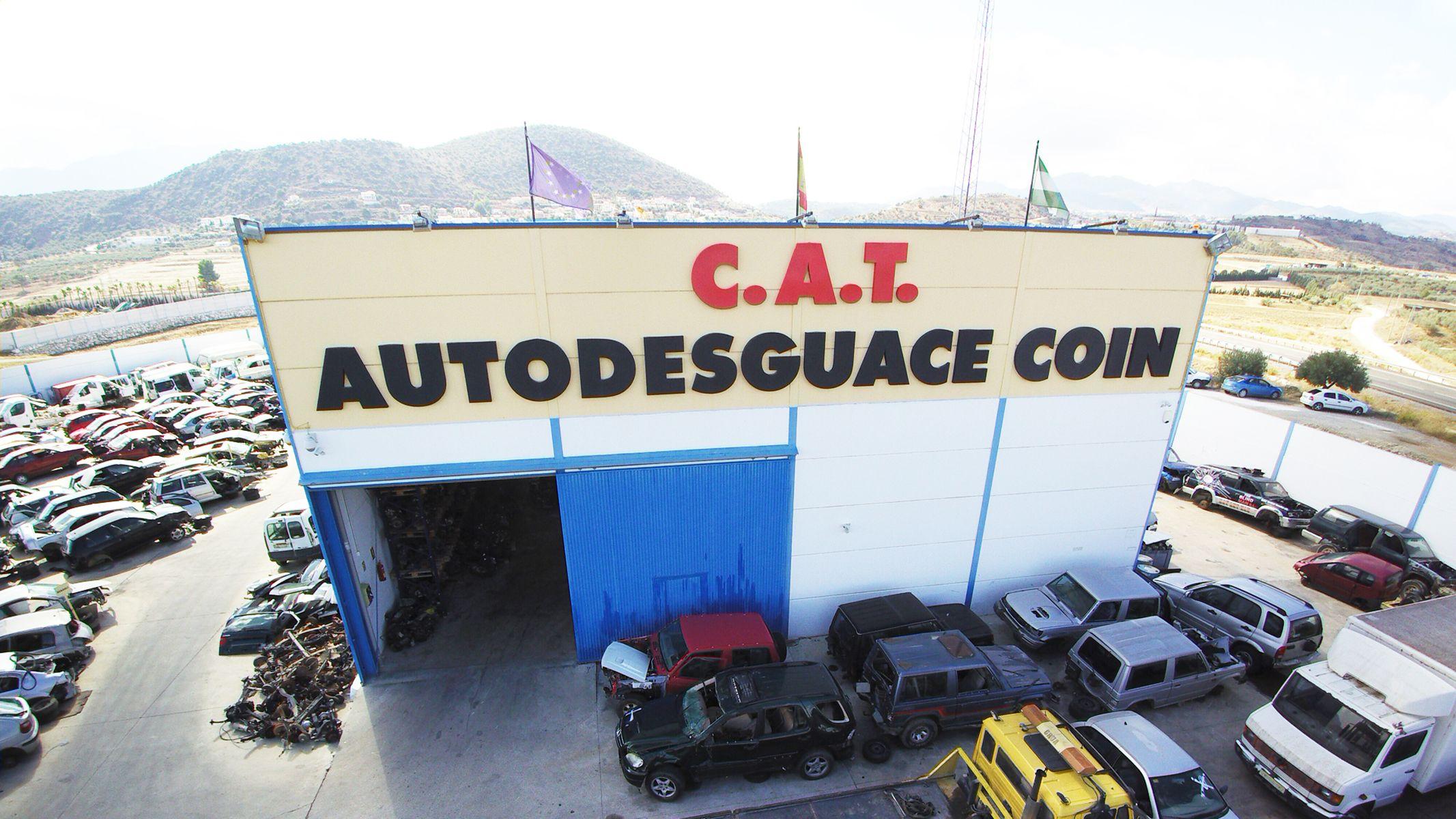 Desguaces coches Fuengirola