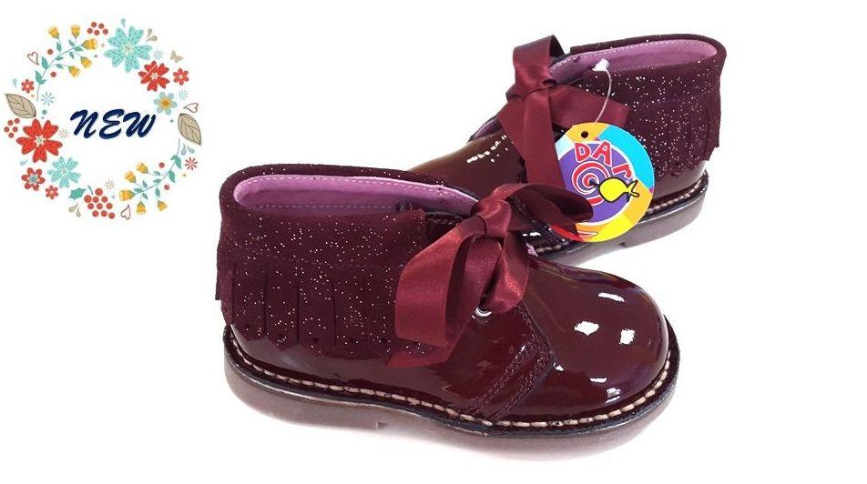 Botas cortas en charol: Productos de Zapatos Dar2 Illueca