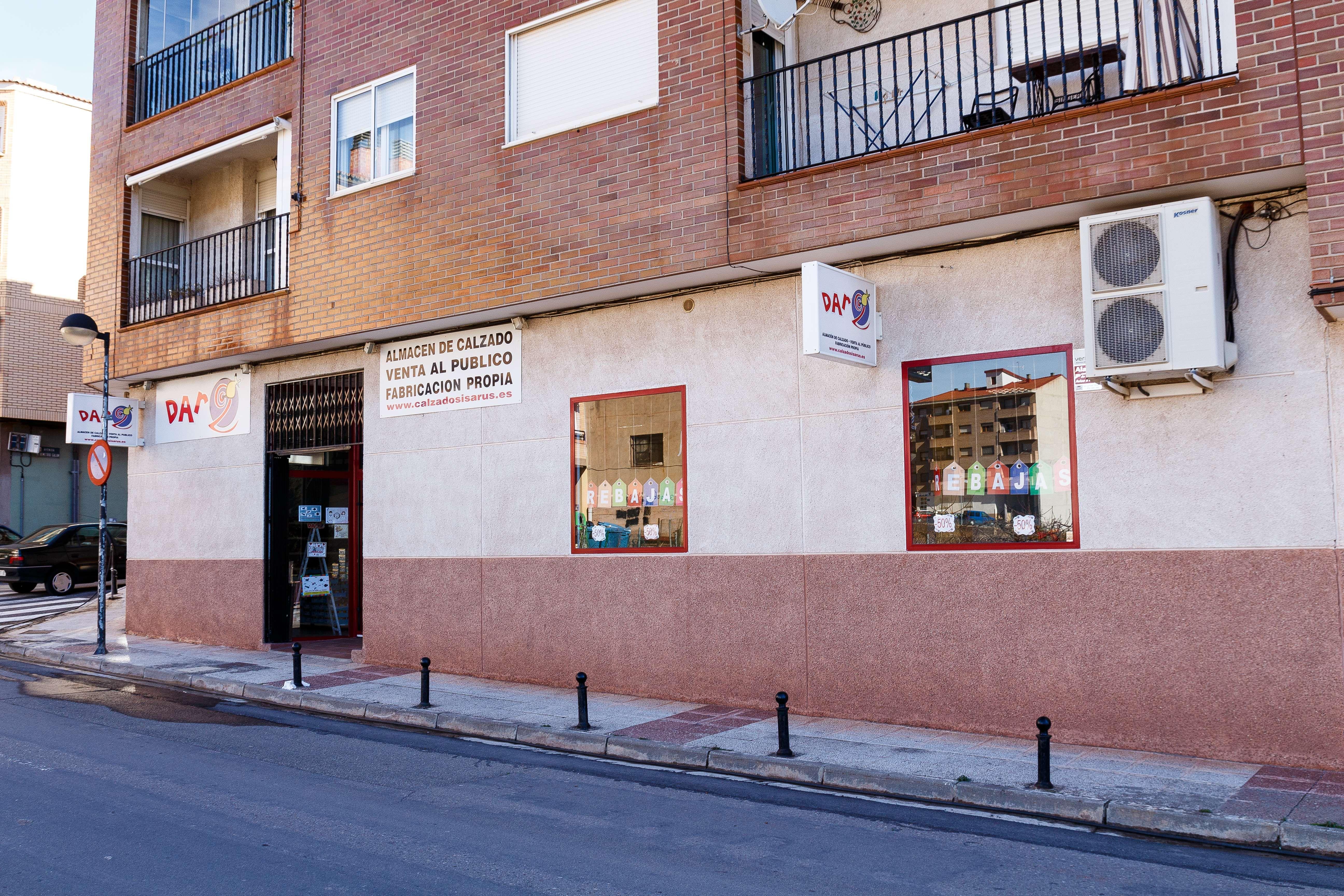 Zapatería en Illueca
