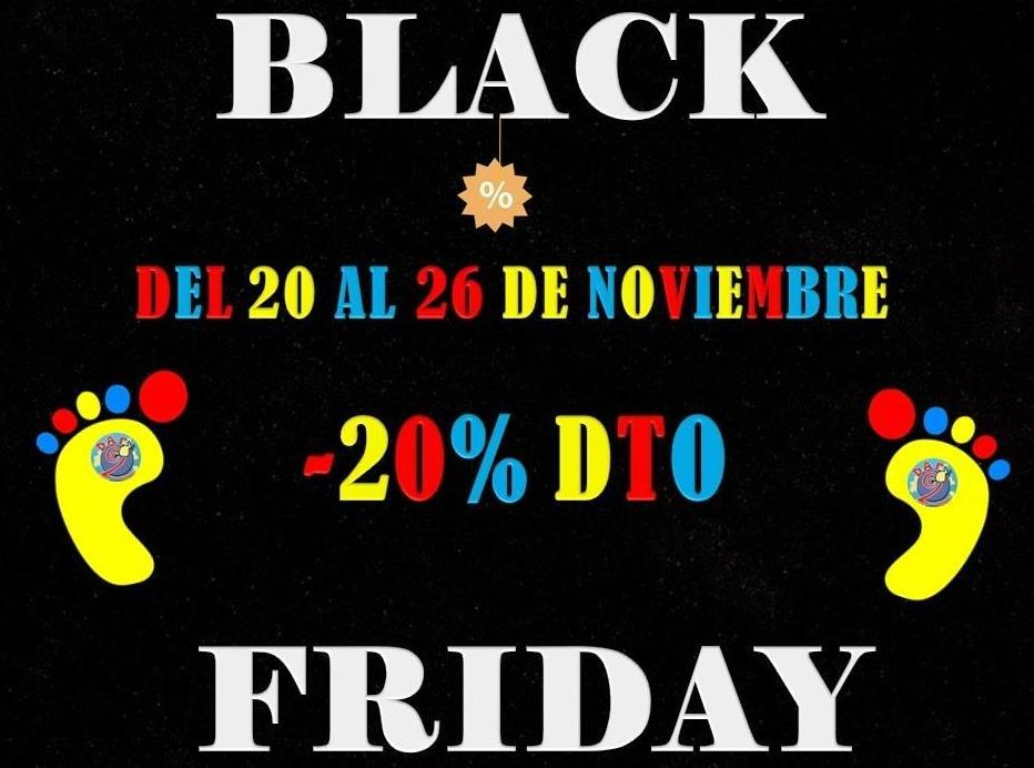 Black Friday }}