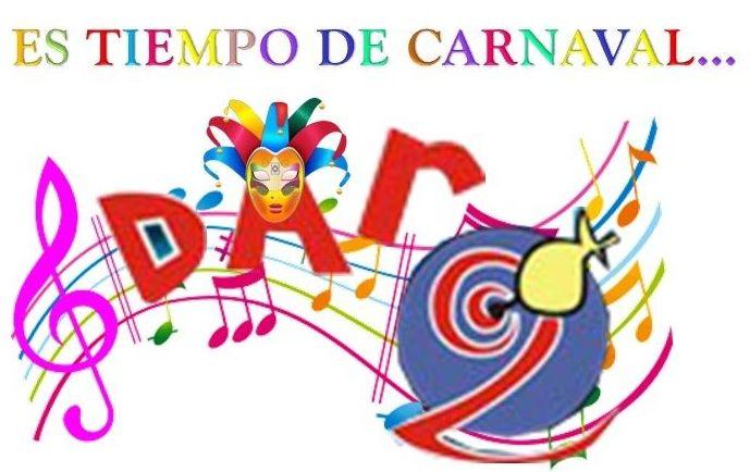 Ya empiezan a celebrarse los carnavales. A ponerse guap@s. Feliz carnaval!
