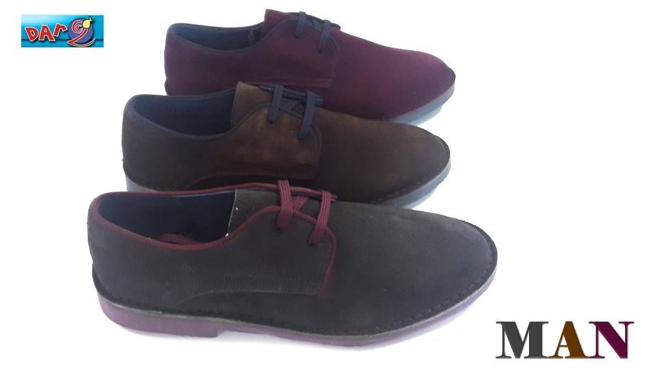 Zapatos Dar2 Illueca. Mod: 40225
