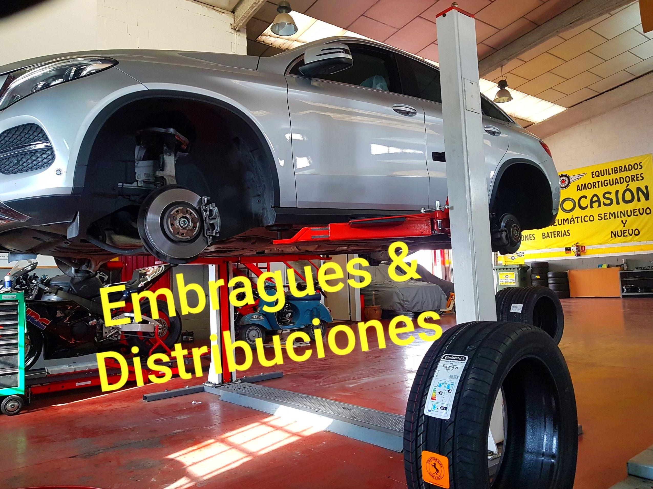 Foto 12 de Neumáticos en Colmenar Viejo | Rueda Ocasión
