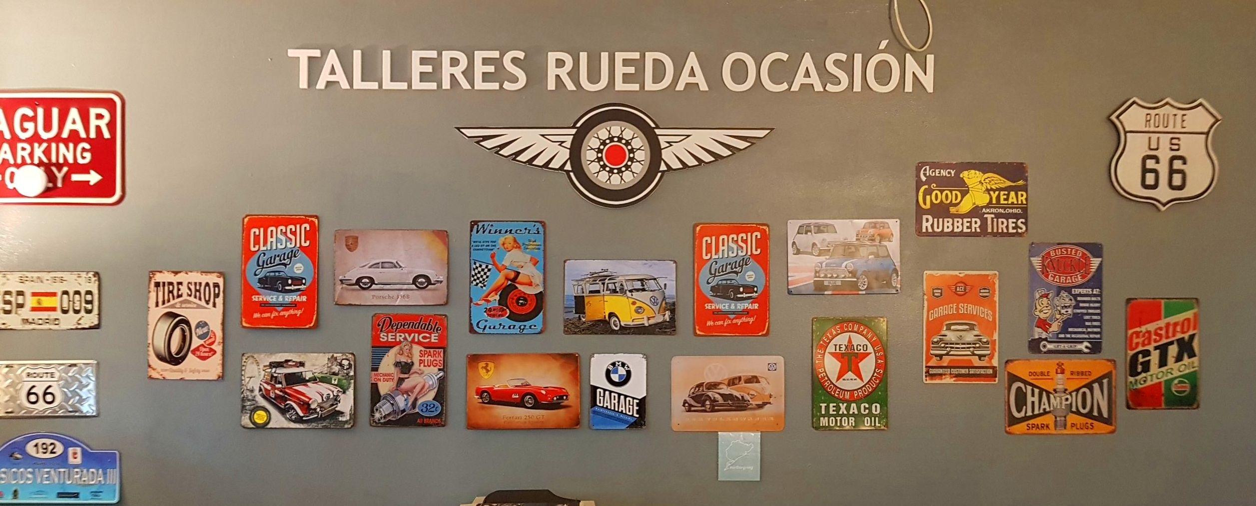Foto 21 de Neumáticos en Colmenar Viejo | Rueda Ocasión