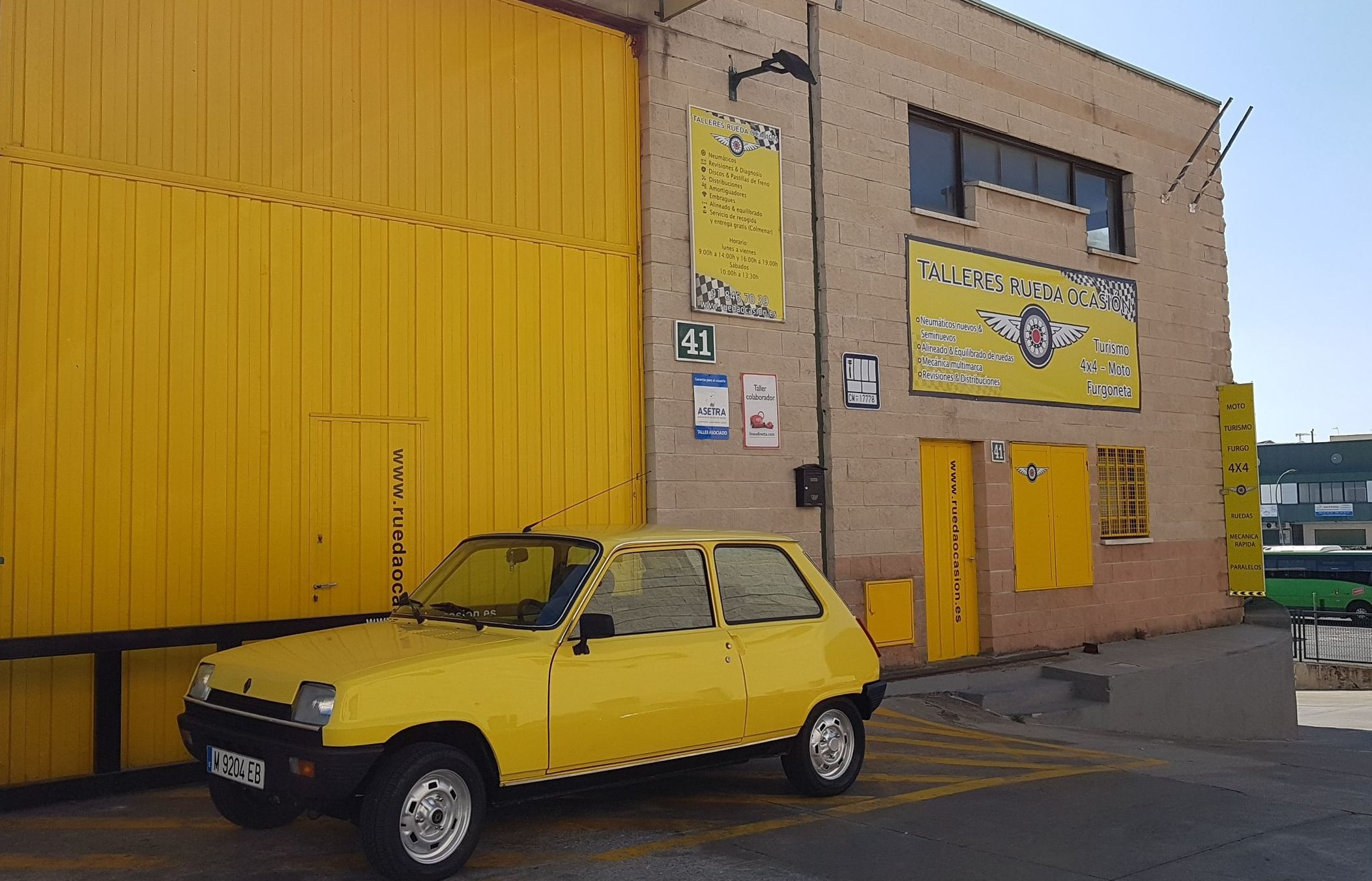 Foto 9 de Neumáticos en Colmenar Viejo   Rueda Ocasión