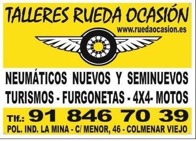 Foto 37 de Neumáticos en Colmenar Viejo | Rueda Ocasión
