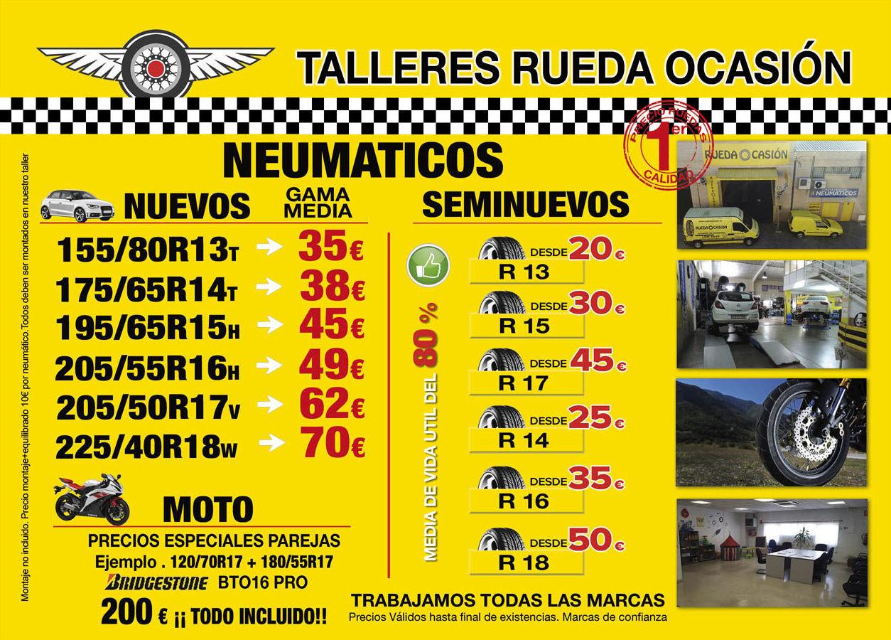 Foto 11 de Neumáticos en Colmenar Viejo | Rueda Ocasión