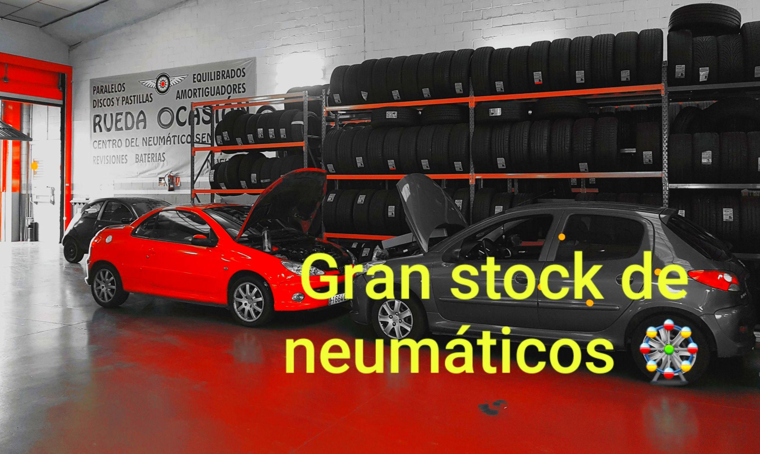 Foto 16 de Neumáticos en Colmenar Viejo | Rueda Ocasión