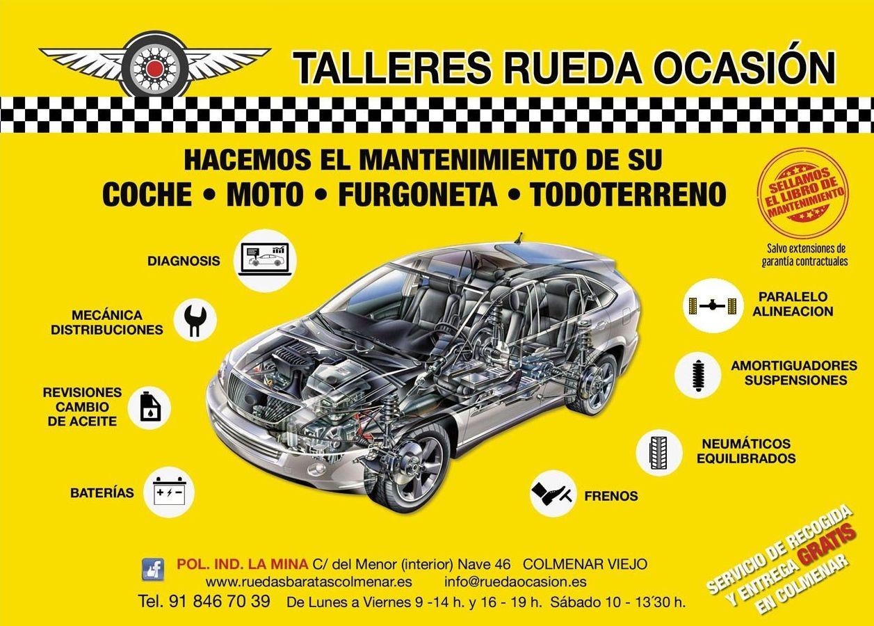 Foto 9 de Neumáticos en Colmenar Viejo | Rueda Ocasión