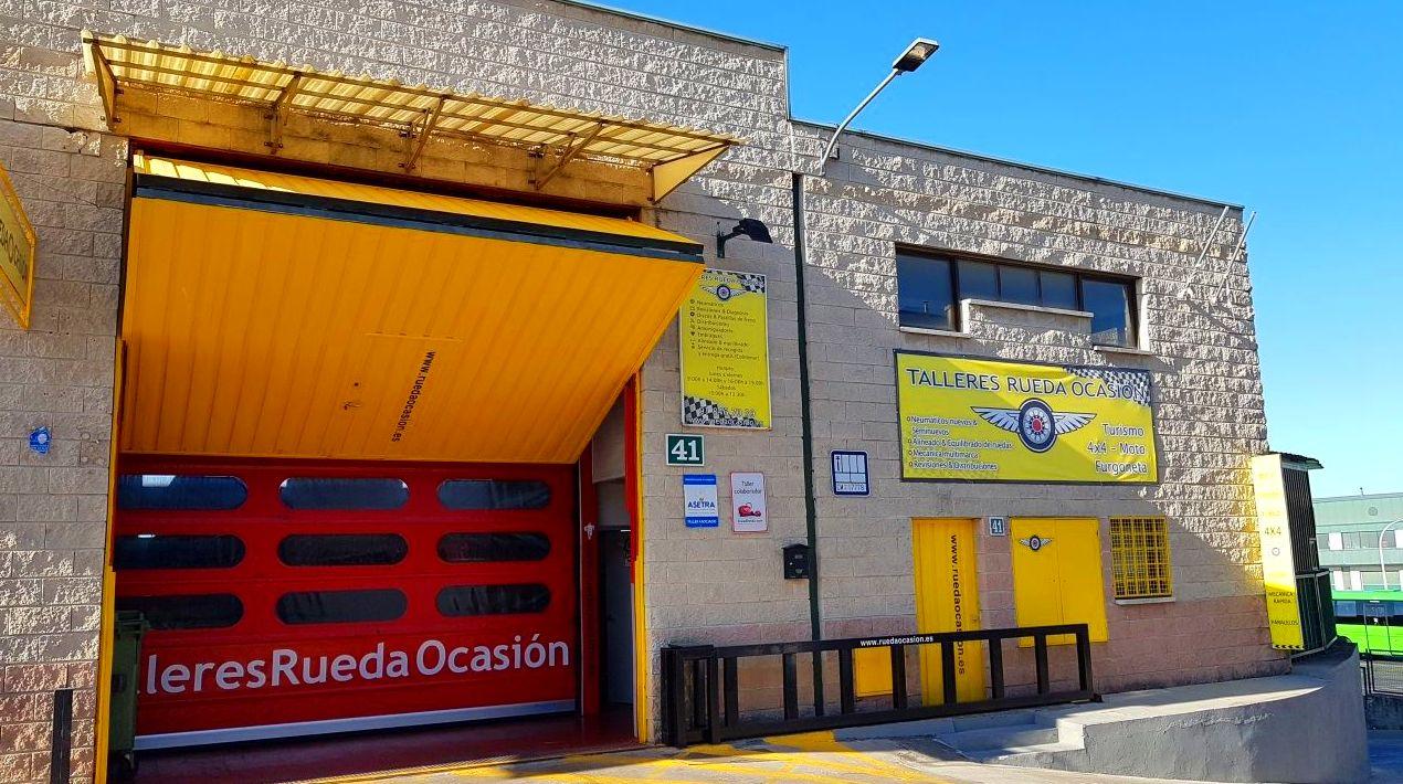 Foto 24 de Neumáticos en Colmenar Viejo | Rueda Ocasión