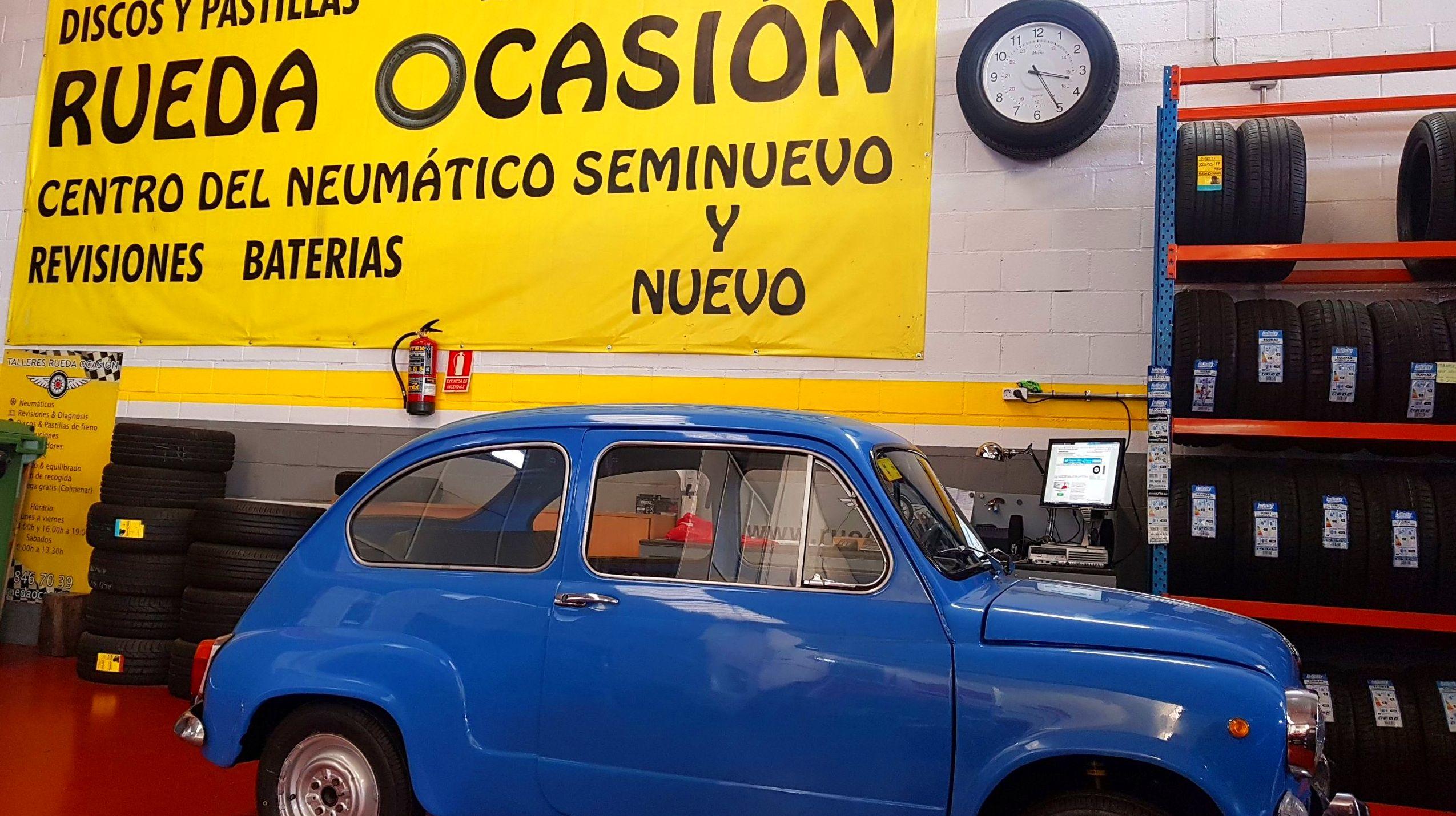 Foto 8 de Neumáticos en Colmenar Viejo | Rueda Ocasión