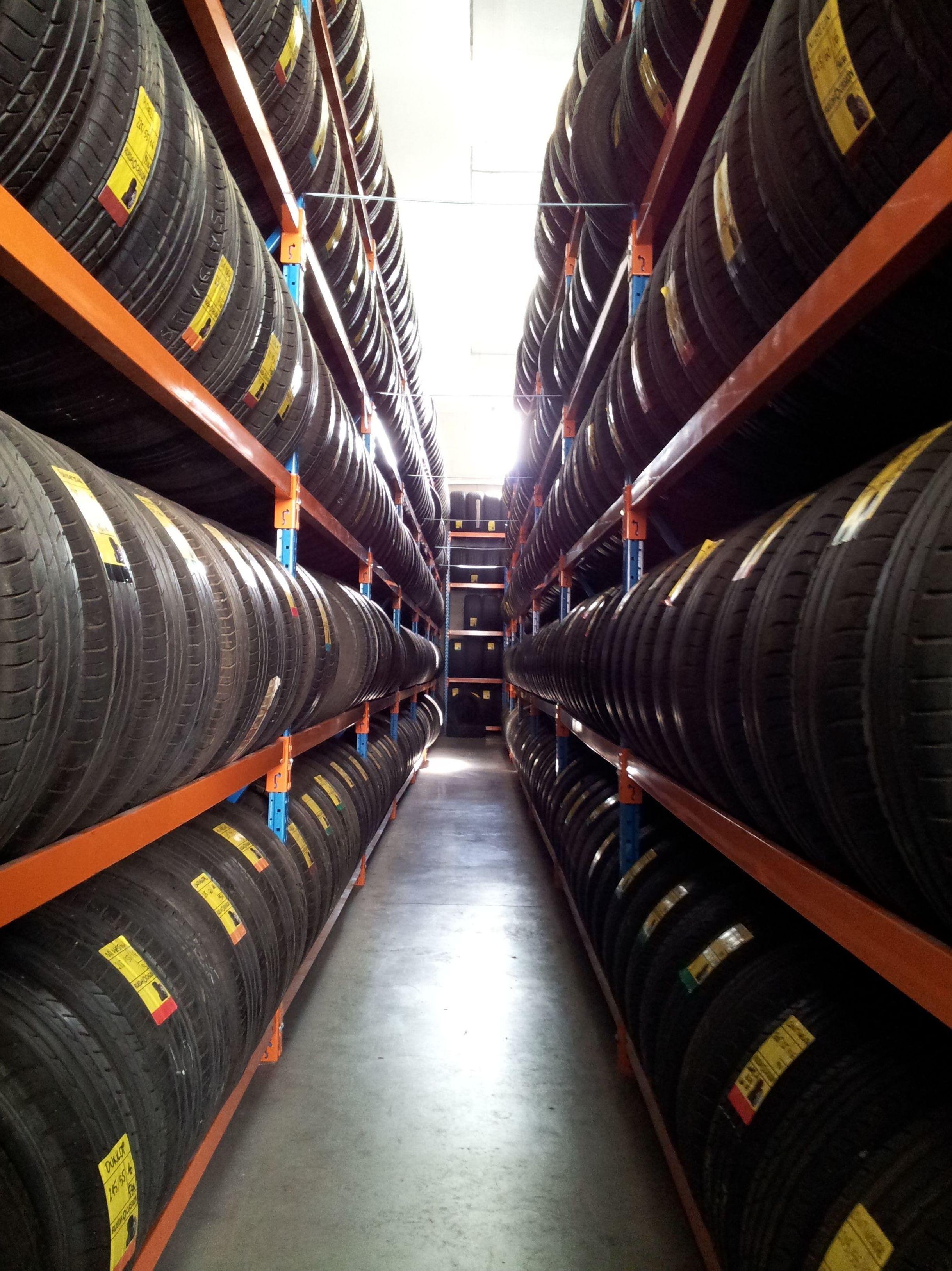 El mayor Stock de neumáticos seminuevos de Colmenar Viejo