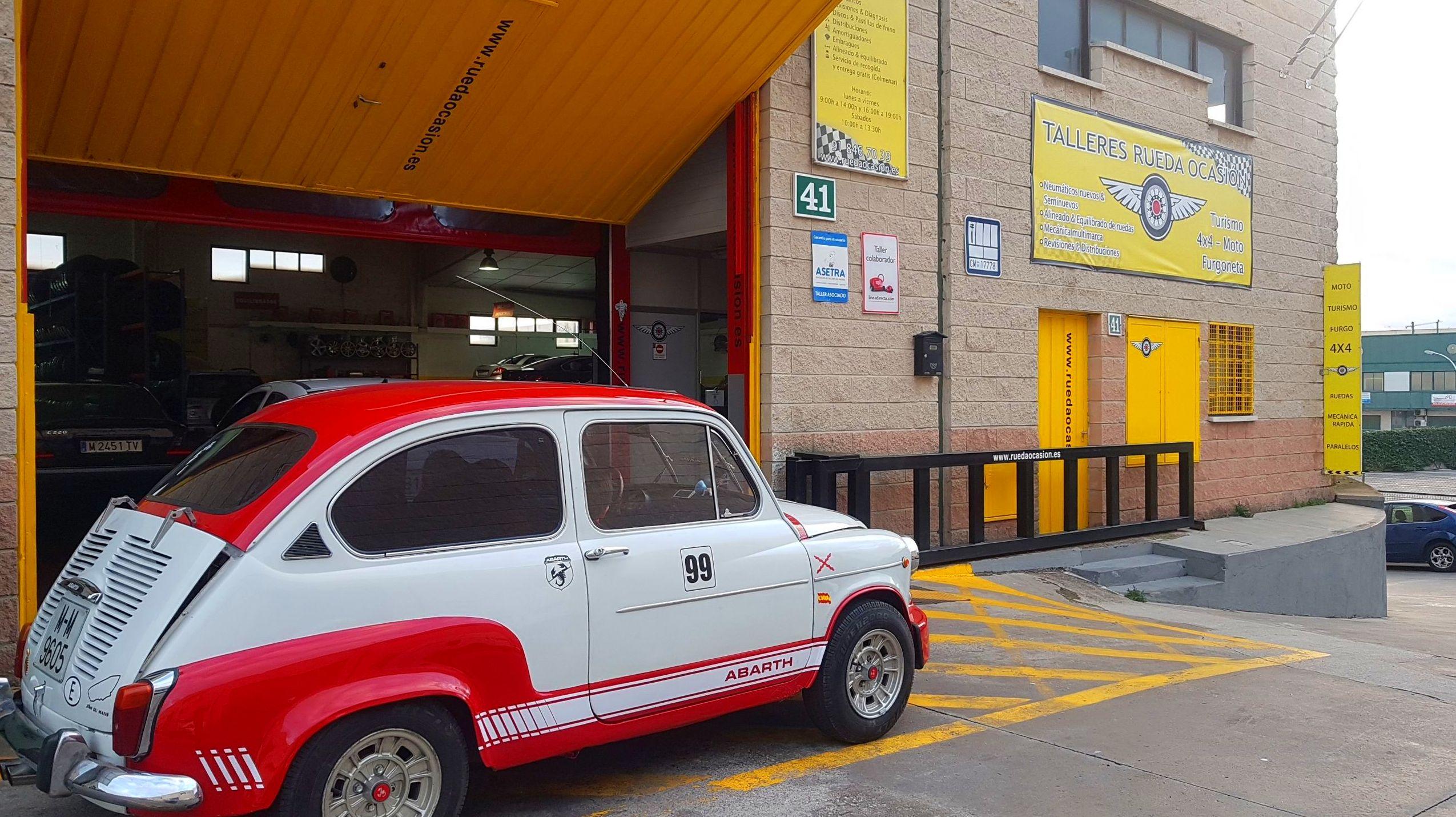 Foto 4 de Neumáticos en Colmenar Viejo   Rueda Ocasión