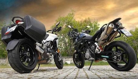 Tus ruedas de moto, en Taller Rueda Ocasión Colmenar Viejo