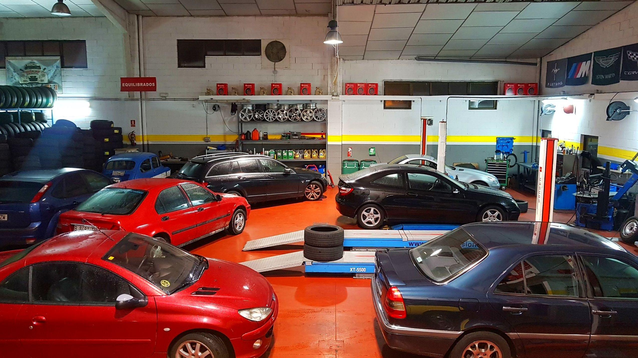 Foto 7 de Neumáticos en Colmenar Viejo | Rueda Ocasión