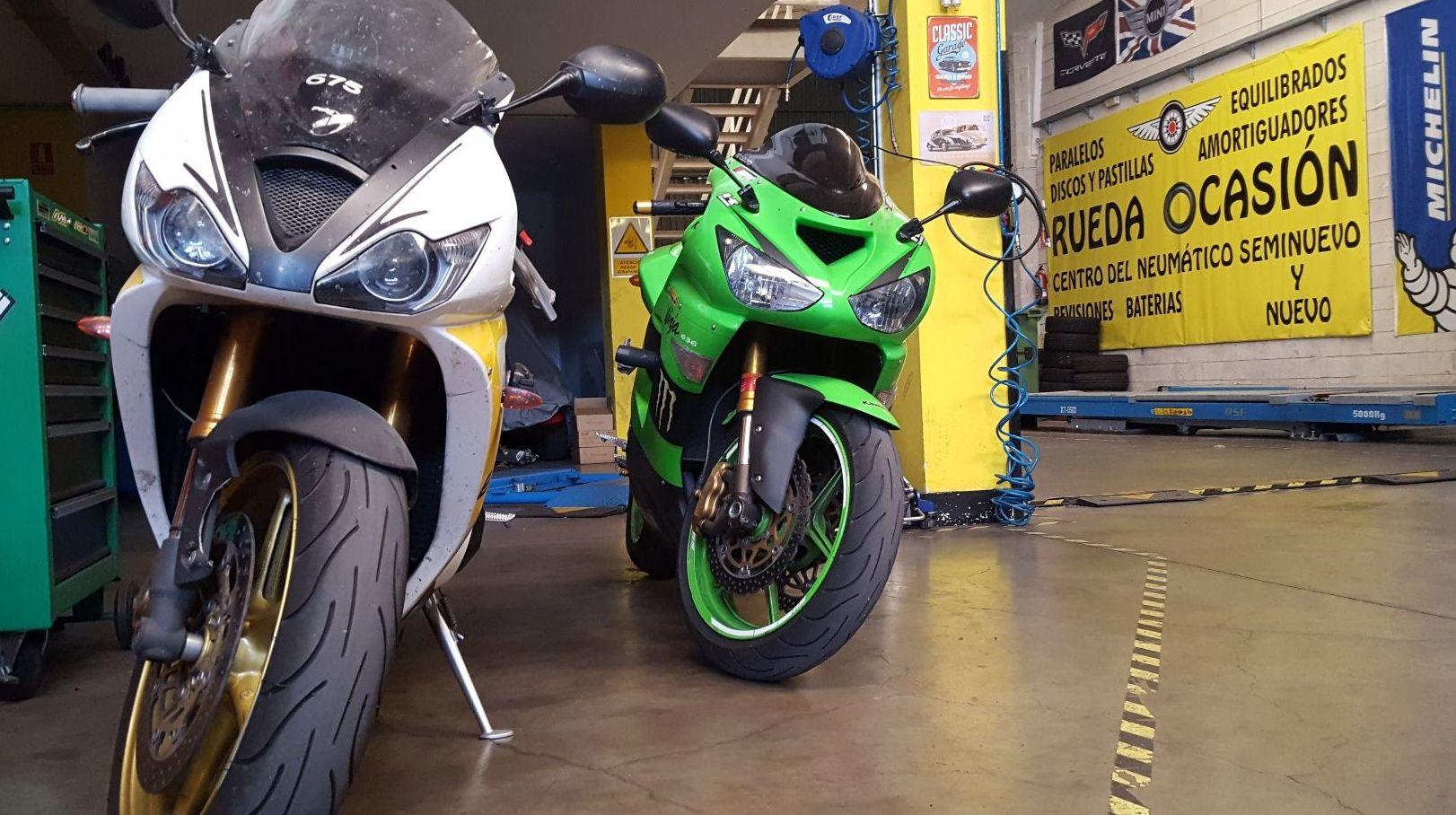Foto 18 de Neumáticos en Colmenar Viejo | Rueda Ocasión