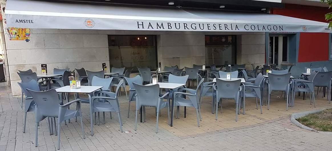 Foto 10 de Hamburgueserías en Tordesillas | Hamburguesería Colagón