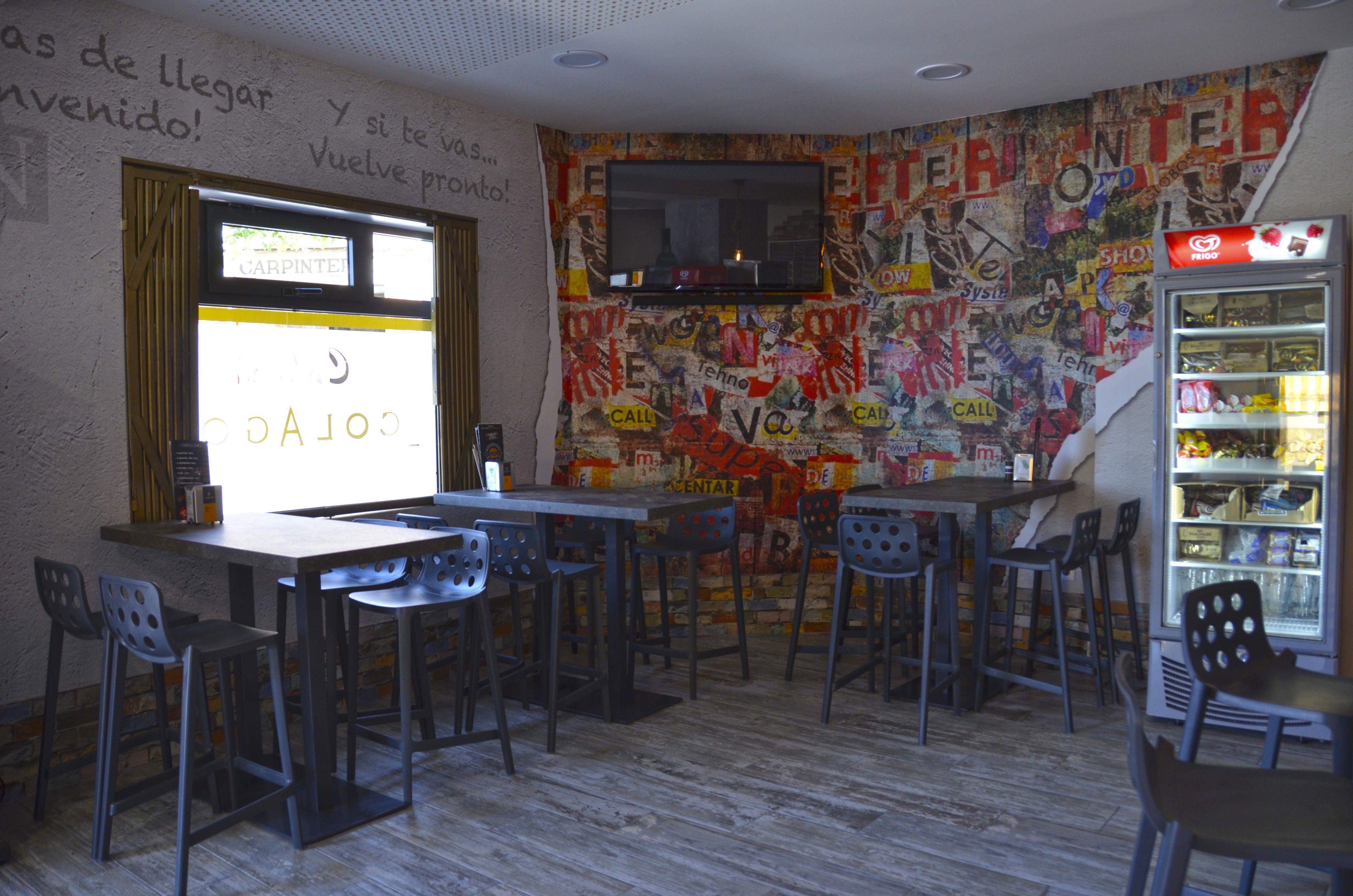 Foto 6 de Hamburgueserías en Tordesillas | Hamburguesería Colagón