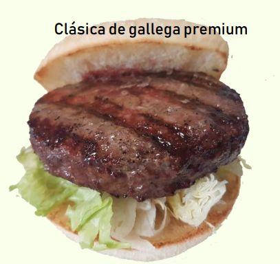 Más de nuestras hamburguesas: Carta de Hamburguesería Colagón