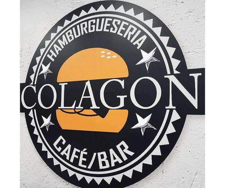 Hamburguesería Colagon Café Bar en Tordesillas, Valladolid