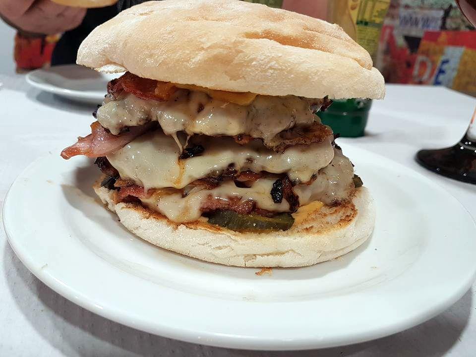 Las mejores hamburguesas en Tordesillas