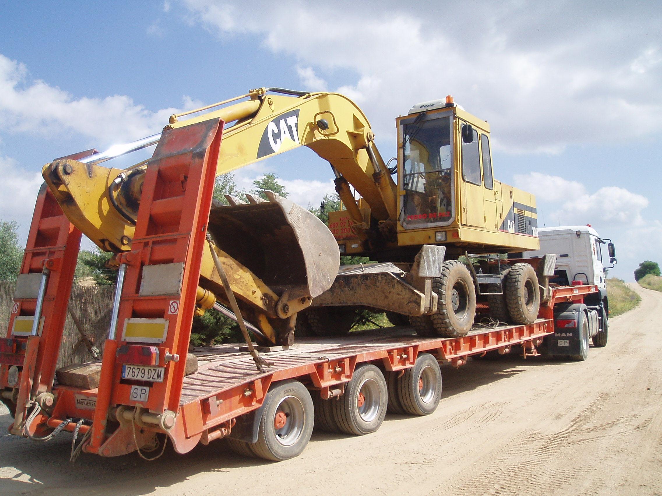 Foto 5 de Excavaciones en Polán | Excavaciones Pedro de Paz