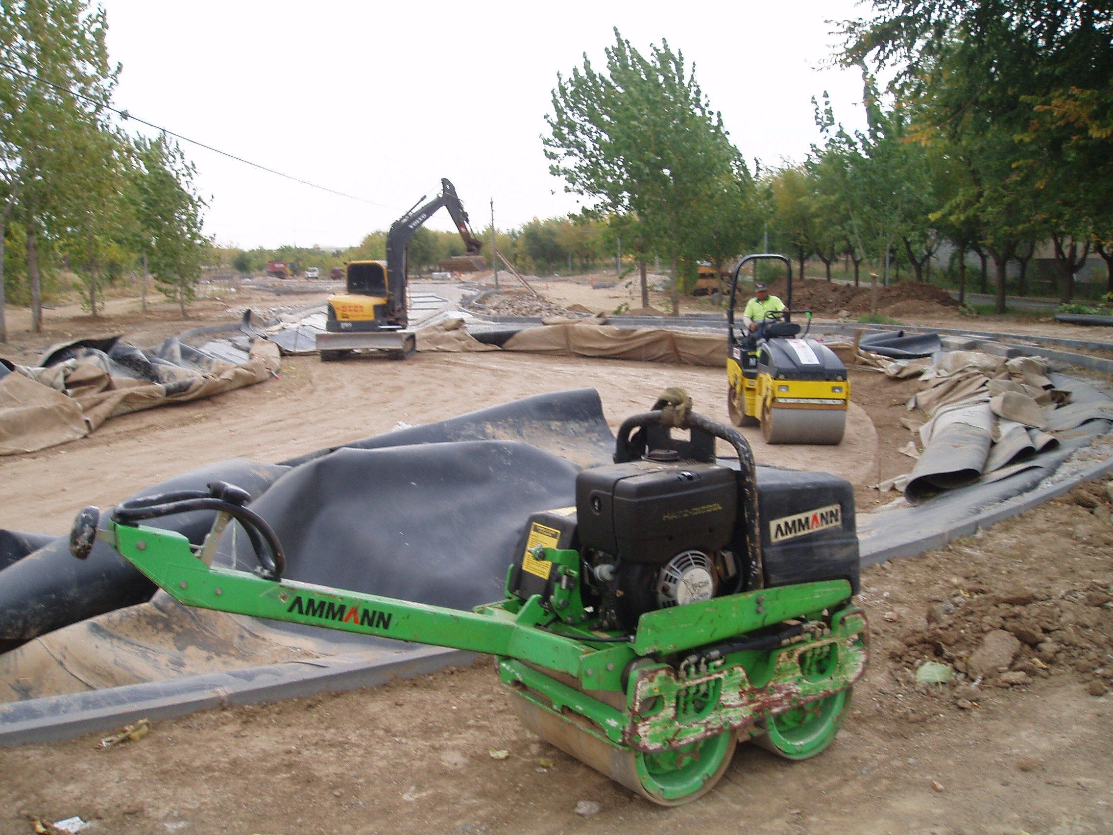 Otras maquinarias: Trabajos y Maquinaria de Excavaciones Pedro de Paz