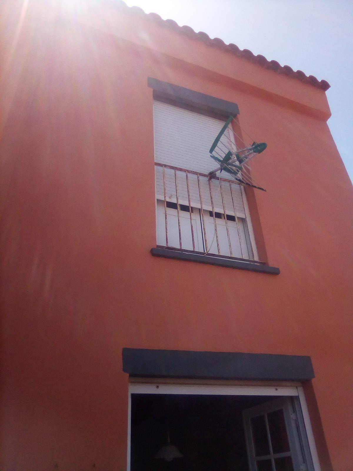 Pintura de fachadas en Tenerife