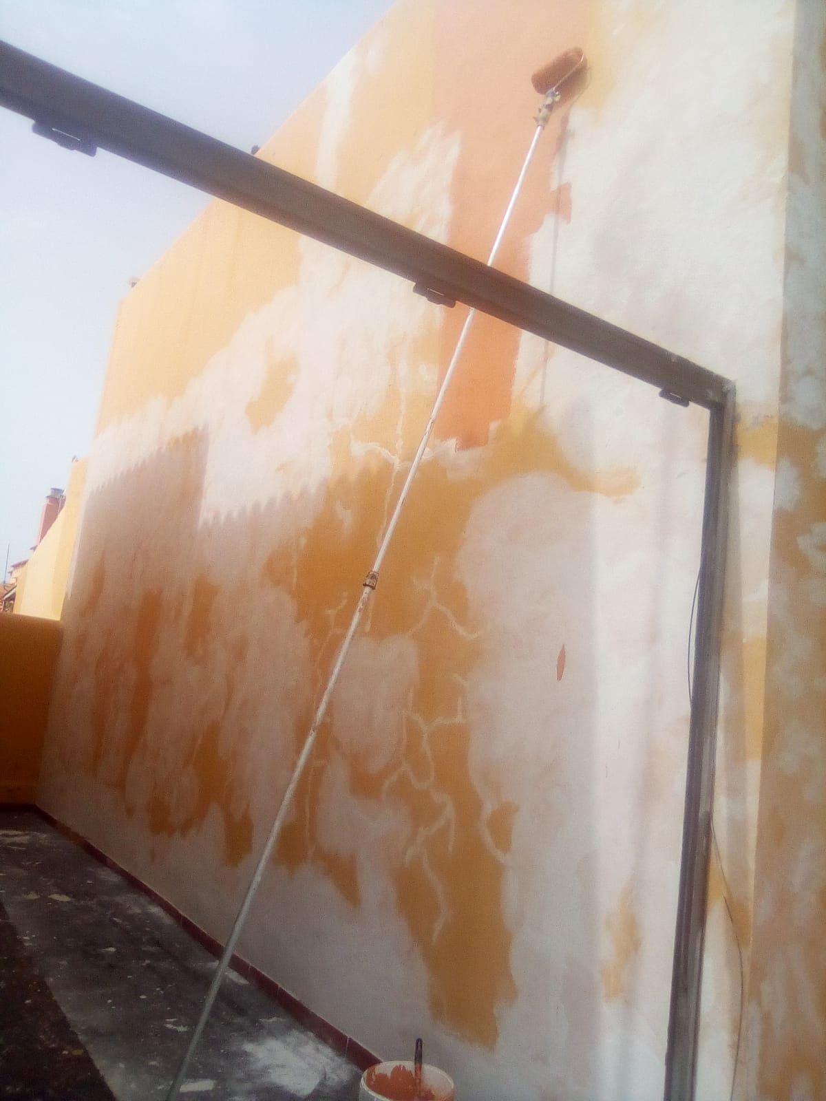 Trabajos de pintura en Tenerife