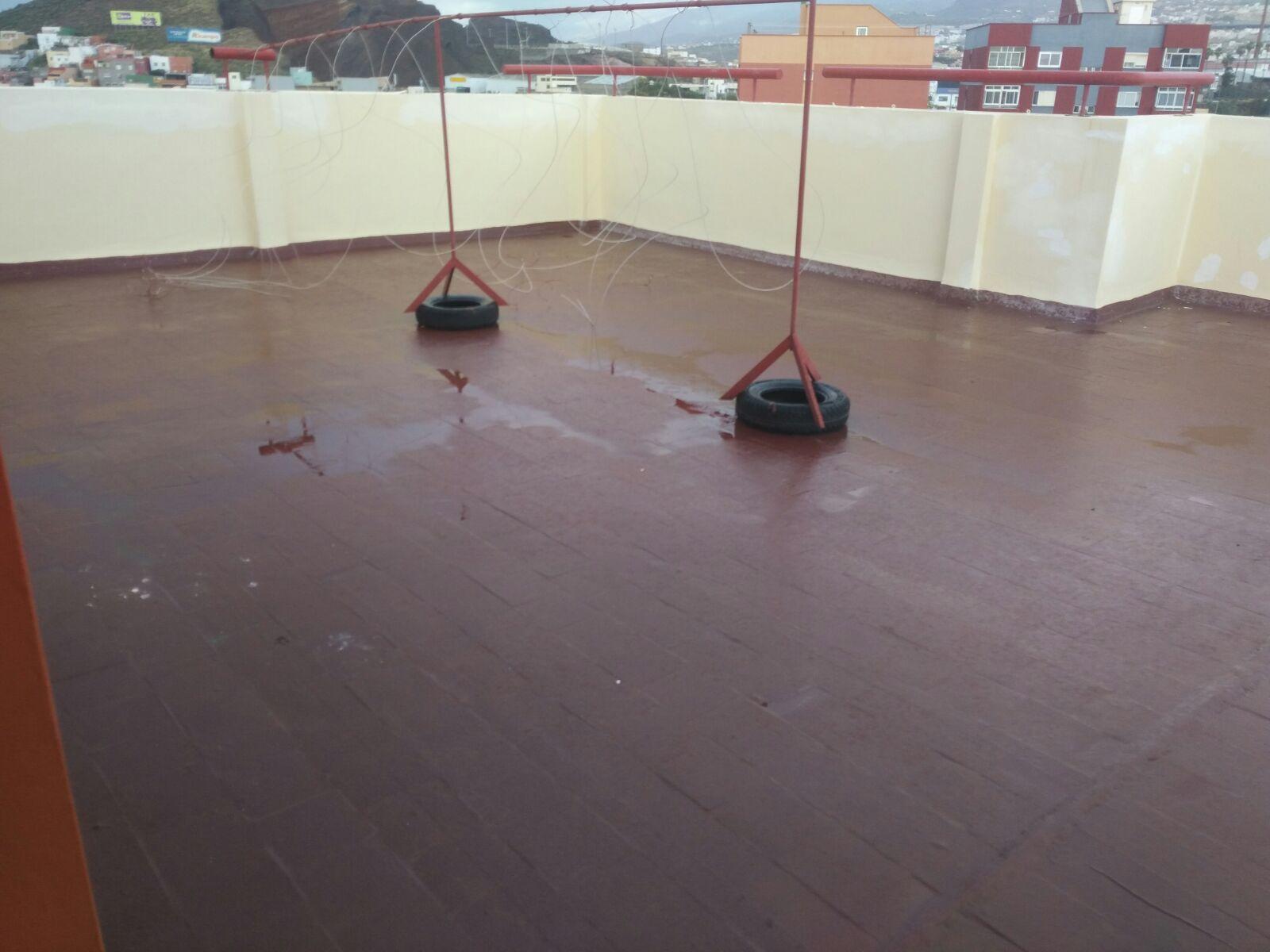 Impermeabilización en Tenerife
