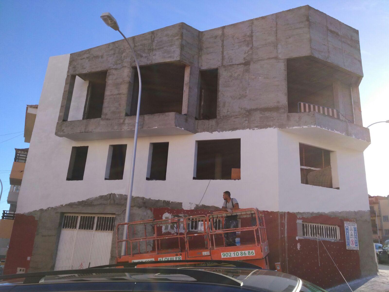 Obras y reformas en Tenerife