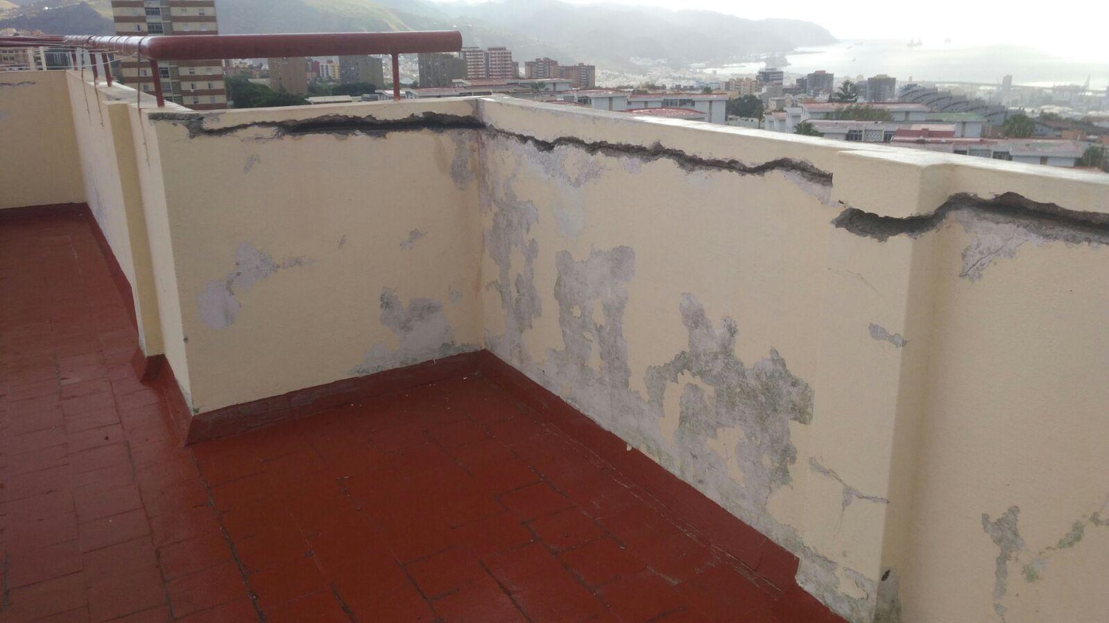 Reparación de cubiertas en Tenerife