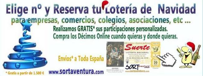 Foto 13 de loterías y apuestas del estado en Vilaseca | Loterías Sort Aventura